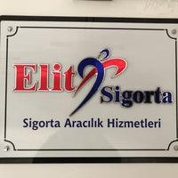 Photo taken at Elit Sigorta Ve Aracilik Hizmetleri by murat k. on 2/13/2018