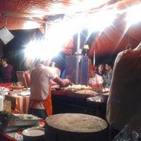 Photo taken at Tacos Arenal (Los Naranjas) by Adi V. on 2/16/2015