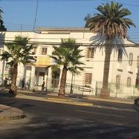 Photo taken at Municipalidad de La Cisterna by Miguel W. on 3/19/2015