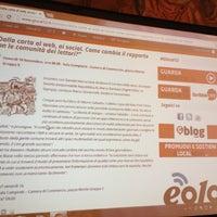 Photo taken at Camera di Commercio di Varese by Pier Luca S. on 11/16/2012