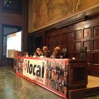 Photo taken at Camera di Commercio di Varese by Pier Luca S. on 11/15/2012