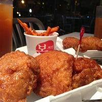 Photo taken at BonChon Chicken by Ben C. on 6/5/2013