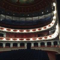 Photo taken at Teatre Principal by Jordi G. on 10/26/2016