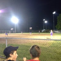 Photo taken at York Road Baseball Fields by Kirk P. on 5/29/2013