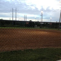 Photo taken at York Road Baseball Fields by Kirk P. on 6/28/2013