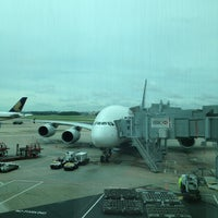 Photo taken at SQ318 SIN-LHR / Singapore Airlines by Bob P. on 1/22/2013