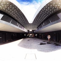 Photo taken at Cineteca Nacional by Norb C. on 10/20/2014