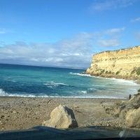 Foto tirada no(a) Praia da Foz por Alexandre C. em 10/14/2012
