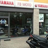 Photo taken at Yamaha FB moto by Romeo M. on 6/24/2013