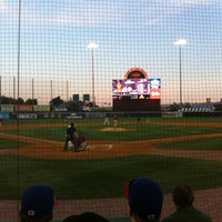 Photo taken at Coca-Cola Field by Heather J L. on 8/24/2013