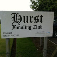 Photo taken at Hurst Cricket Club by P. W. on 5/20/2014