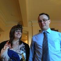 Photo taken at Midland Hotel by Moira W. on 6/7/2013