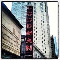 Photo taken at Goodman Theatre by Kovas P. on 5/22/2013