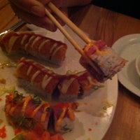 Photo taken at Zest Sushi & Tapas Bar by De Bep B. on 3/25/2013