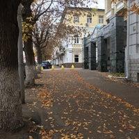 Photo taken at Улица Октябрьской Революции by Артур И. on 10/16/2016