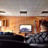 Photo taken at TV Room / ТВ комната by Артур И. on 3/18/2014