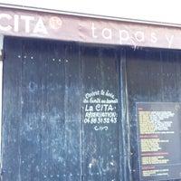Photo taken at La Cita by Nacho L. on 4/19/2014