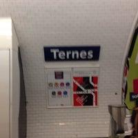 Métro Ternes [2] - Ternes - Paris, Île-de-France