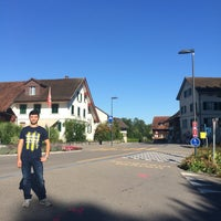 Foto scattata a Gasthof Zur Krone da Oktay B. il 8/26/2016