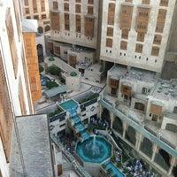 Photo taken at Makkah Millennium Towers by Suvatida N. on 11/2/2012