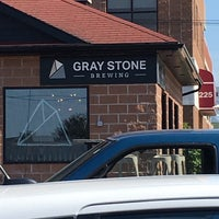 Photo taken at Graystone Brewing by Michael H. on 8/29/2017