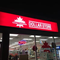 Photo taken at Great Canadian Dollar store by Michael H. on 2/24/2017