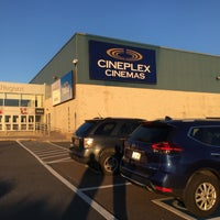 Photo taken at Cineplex Cinemas Fredericton by Michael H. on 11/11/2017