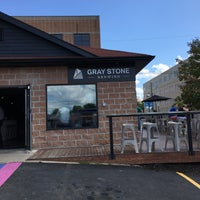 Photo taken at Graystone Brewing by Michael H. on 8/24/2017
