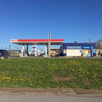 Photo taken at Esso by Michael H. on 5/21/2018