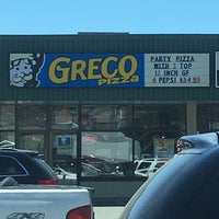 Photo taken at Greco by Michael H. on 5/18/2018