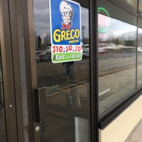 Photo taken at Greco by Michael H. on 3/23/2018