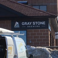Photo taken at Graystone Brewing by Michael H. on 2/27/2018
