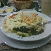 Photo taken at Restaurante Capoeira by Belkys Janet G. on 3/16/2013