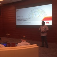 Photo taken at HUAWEI University by Anthony E. on 8/5/2015