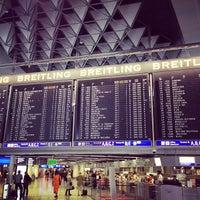 Das Foto wurde bei Flughafen Frankfurt am Main (FRA) von walterox am 4/18/2013 aufgenommen