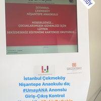 Photo taken at Nişantepe Anaokulu by Kadir T. on 6/6/2017