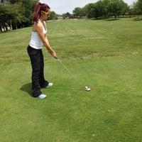 Photo taken at Arlington Lakes Golf Club by Leona S. on 6/7/2014