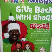 """Photo taken at Toys""""R""""Us by Chris M. on 12/18/2012"""
