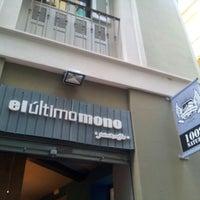 1/12/2013 tarihinde Maria G.ziyaretçi tarafından El Último Mono Juice & Coffee'de çekilen fotoğraf