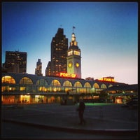 Photo taken at Ferry Building Marketplace by Alex S. on 6/9/2013