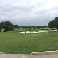 Photo taken at Hackberry Creek Country Club by Jason D. on 4/17/2017