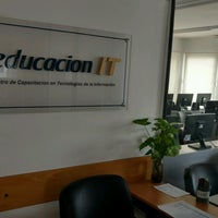 Photo taken at Educación IT by Gabriel R. on 12/22/2016