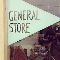 4/24/2013 tarihinde Justin B.ziyaretçi tarafından General Store'de çekilen fotoğraf