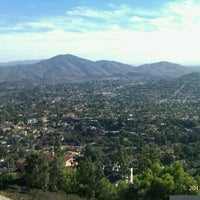 Photo taken at Mount Helix by Amy L. on 11/12/2012