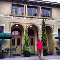 Photo taken at McMenamins Kennedy School by Adam B. on 9/28/2012