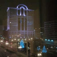 Photo taken at InterContinental Milwaukee by Dave D. on 11/25/2012