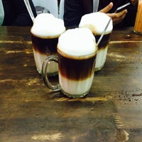 Photo taken at Kopi Secawan by Shiraaaaa on 10/1/2016