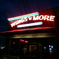 Photo taken at Wings 'N More by Tommie B. on 3/5/2013