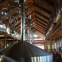 Photo taken at New Belgium Brewing by Kate Y. on 11/7/2012