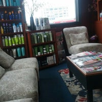 Photo taken at Moderno Salon & Spa by Jenn W. on 3/21/2013